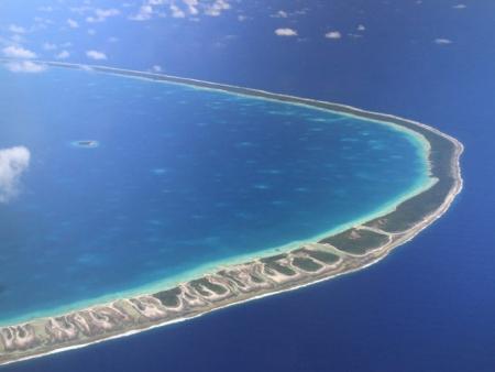 Un atoll vierge