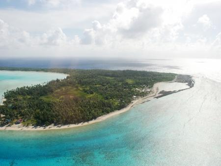 Exploration de l'île en toute liberté