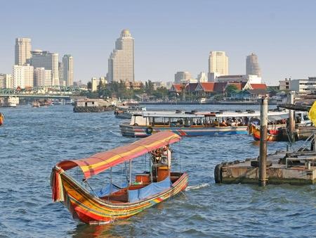 Arrivée à Bangkok et première découverte