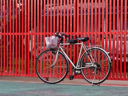 Vélo dans les environs de la Rivière Kwai