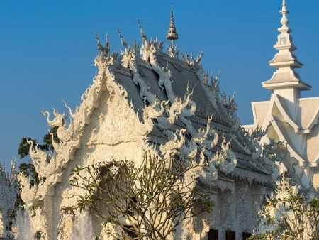 Aux confins de la Thaïlande