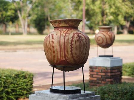 Site archéologique de Ban Chiang, classé au patrimoine mondial de l'Unesco