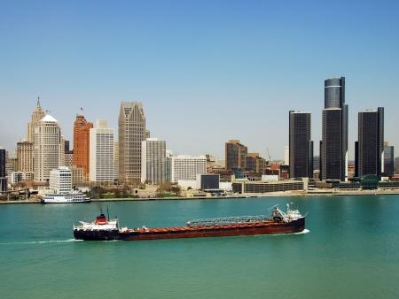 Partez à la découverte du centre ville de Detroit