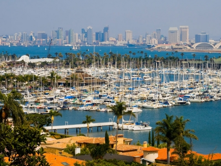 Extension à San Diego