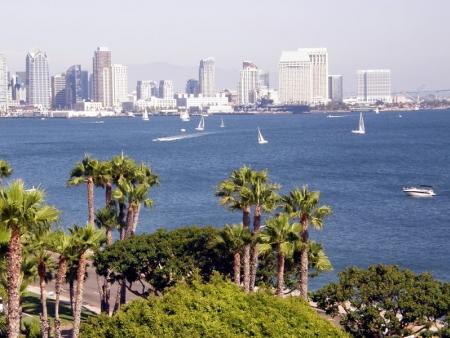 Départ de Los Angeles