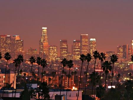 Visite de Los Angeles