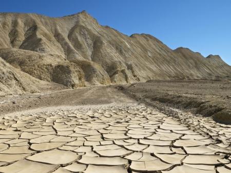 Les paysages désertiques