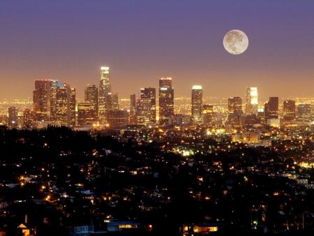 Dernière journée à Los Angeles et envol pour Paris