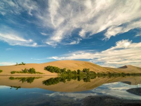 Entre dunes et cascades