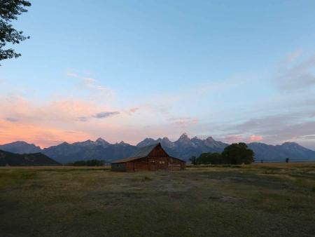 Aventures dans Grand Teton National Park !
