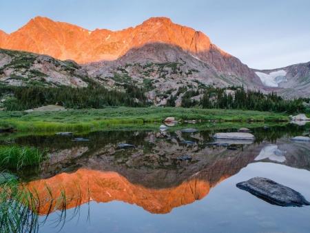 Balade dans le Parc National des Montagnes Rocheuses !