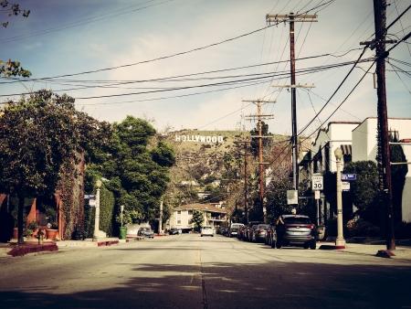 La capitale du cinéma, Los Angeles