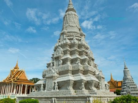 Phnom Penh, la capitale royale !