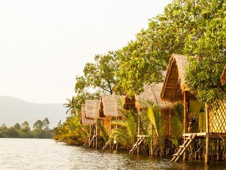 Arrivée à Kampot