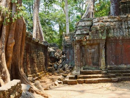 Des temples de Sambor Prei Kuk à Siem Reap