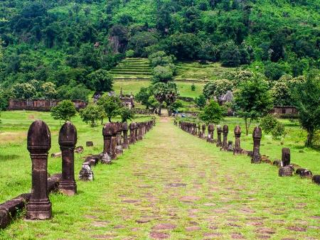 Le sanctuaire du Vat Phou
