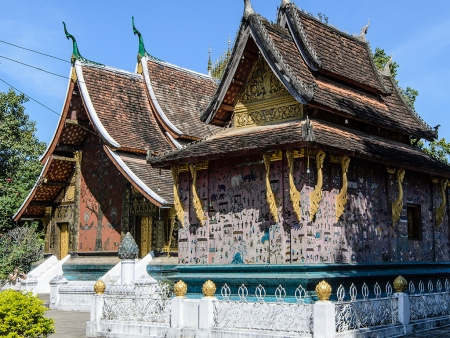 Arrivée à Luang Prabang et première découverte