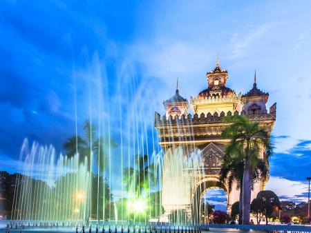 A vous Vientiane !
