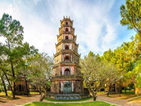Les environs de Hue