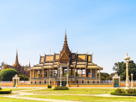 En route vers le Cambodge