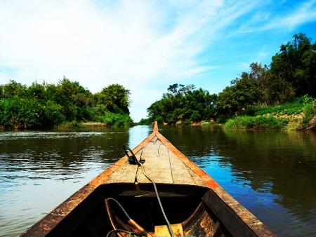 Au fil du Mékong jusqu'à Pakbeng