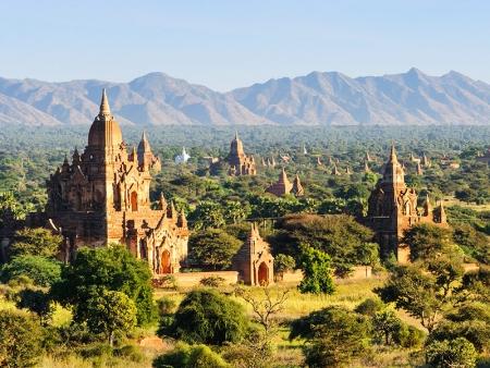 Bagan, mythique !