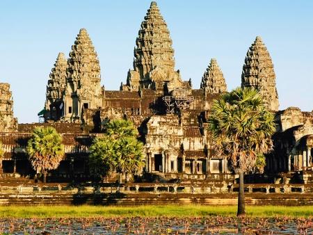 Le chef d'œuvre d'Angkor Vat