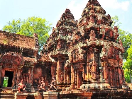 Randonnée et Temples