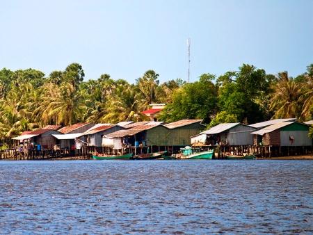 En route vers Sihanoukville