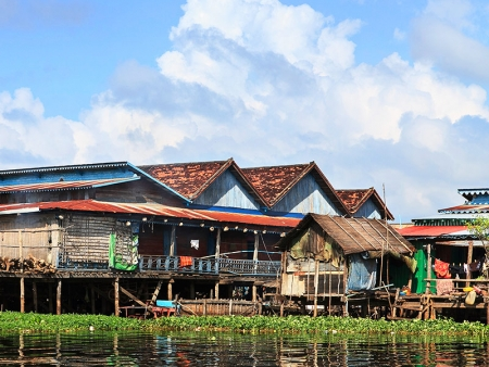 Direction Siem Reap !