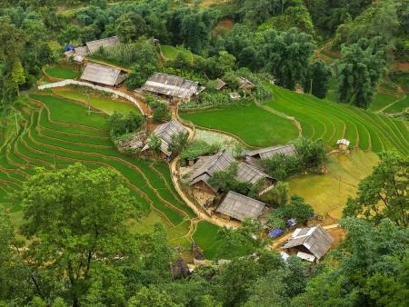 La vallée Mai Chau