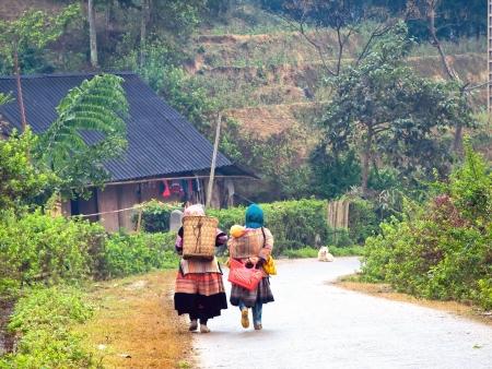 En route pour Hanoi