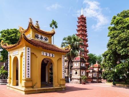 Visite de Hanoi