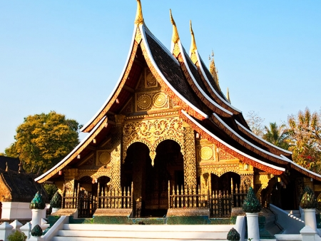 En route pour Luang Prabang