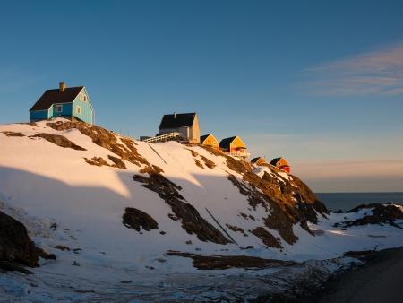 Village Inuit d'Ilimanaq
