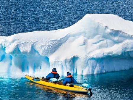 Glacier Eqi et Ataa