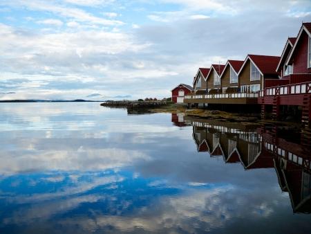 Entre traditions et modernité, la petite ville de Molde