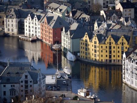 Ålesund, la Venise du Nord