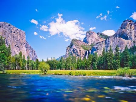 Journée dans Yosemite National Park