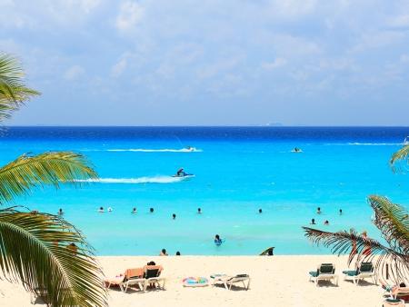 Des ruines Mayas aux sables d'or de Playa del Carmen…