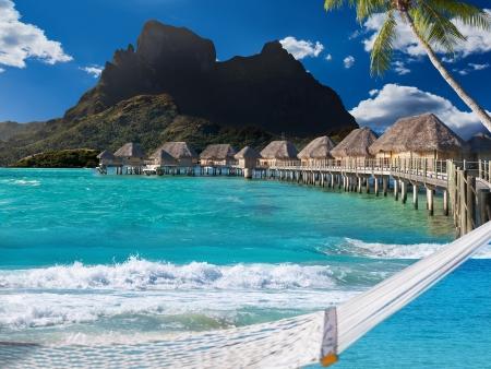 Arrivée à Bora Bora