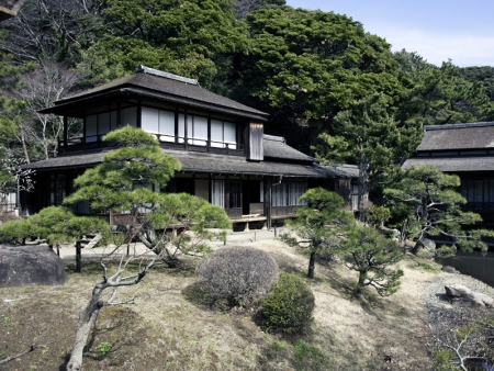 Discover the beautiful garden hidden in Yokohama : Sankei-en