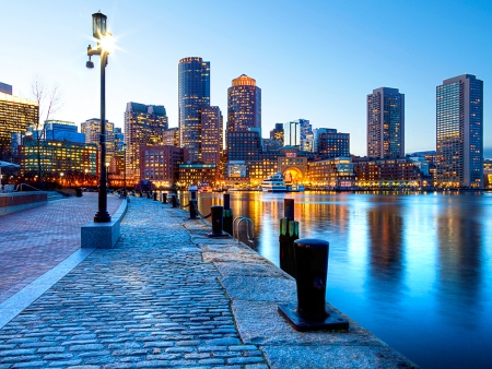 Retour vers Boston