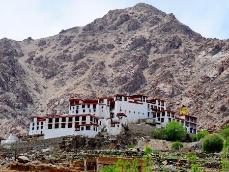 Monastères de Phyang et Spituk