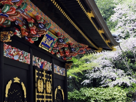 Visit the mausoleum of Date Masamune, one of the most powerful Japanese lords