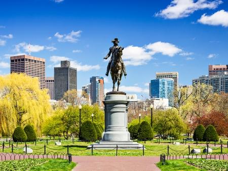 Découverte de Boston