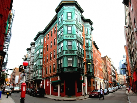 Visite de Boston