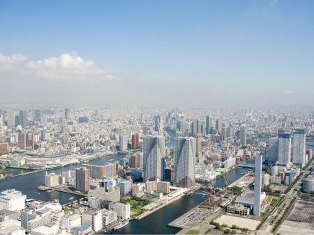 Shibuya and Harajuku districts, Yoyogi Park