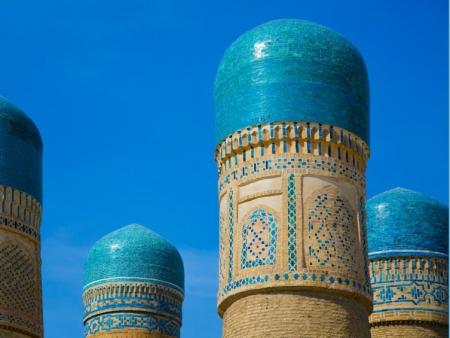 La plus vieille mosquée d'Asie centrale