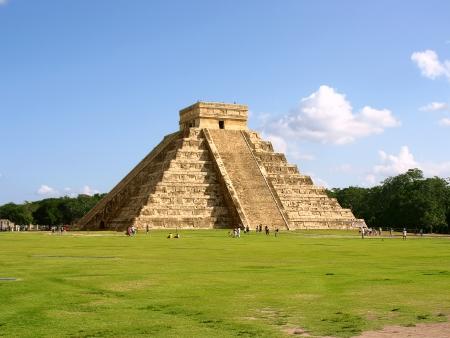 Chitchen Itza, civilisations maya et toltèque